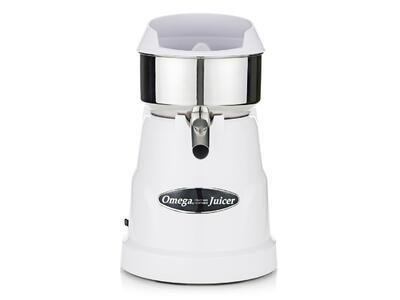 Omega Citrus Juicer white C-12W