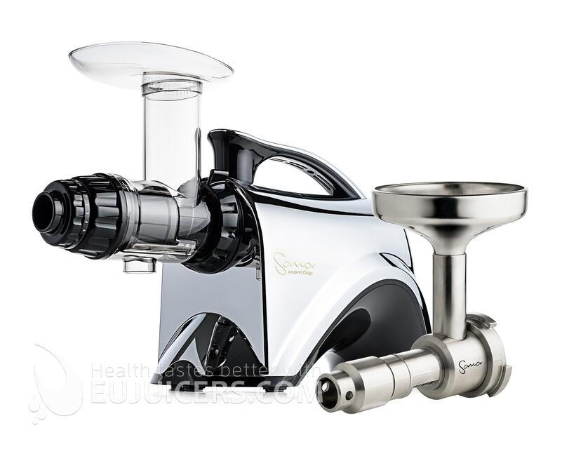 Sana EUJ 606 chrome + Sana EUJ-702 Oil Extractor