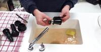jak čistit odšťavňovač