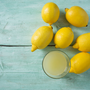 citronová šťáva